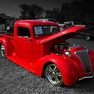 1937 Chevrolet Custom Pickup Truck by TeeMack