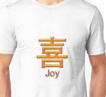 JOY KANJI  Unisex T-Shirt