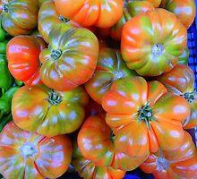 Tomatoes From Majorca by Fara