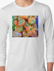 Tomatoes From Majorca Long Sleeve T-Shirt