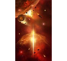 Planetary Shift Photographic Print