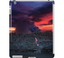 Sunset at Kalapana 2 iPad Case/Skin