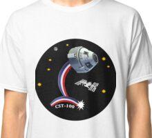 CST-100 Starliner Program Logo Classic T-Shirt