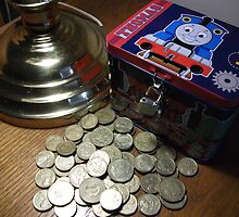 Thomas The Money Box by Gary Kelly