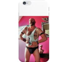 Troy - Let's Get This Off iPhone Case/Skin