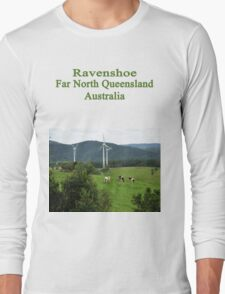 21st Century Farming Long Sleeve T-Shirt