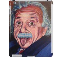 SIlly Einstein iPad Case/Skin