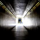 Let There be Light-Tokyo,Japan by patcheah