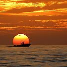 A Boat took the Sun until the next Morning by Irina777