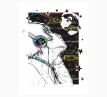 Music is the Color in this Black & White World stars by Rabecca Primeau