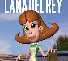 Lana Del Neutron  by lapatterson42