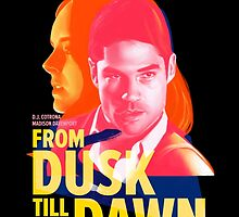 From Dusk Till Dawn II - Seth & Kate by daysandhours