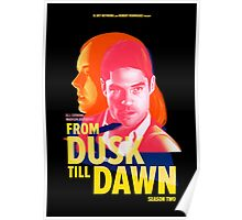 From Dusk Till Dawn II - Seth & Kate Poster