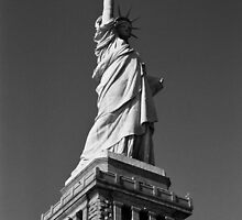 Statue of Liberty by Adam Booth