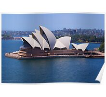 Opera House Poster