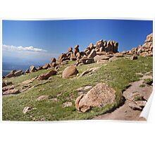 Boulders Poster