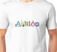 Custom Name clothing and stickers Unisex T-Shirt