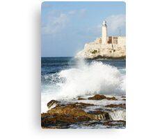 Havana Lighthouse Canvas Print