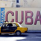 Cuban Cab by Adam Booth