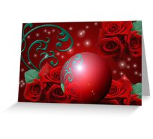 Special Occasions: The Rose Pearl Greeting Card