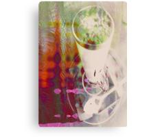 Coffee time. Canvas Print