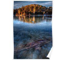 Driftless Wood Poster