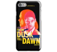 From Dusk Till Dawn II - Seth & Kate iPhone Case/Skin