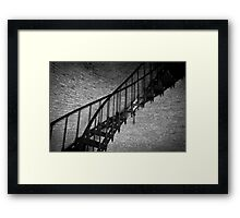 Enchanted Staircase II Framed Print