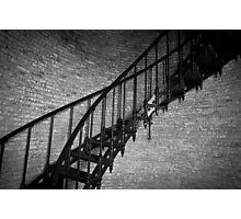 Enchanted Staircase II Photographic Print