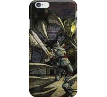 Hero vs Kraken iPhone Case/Skin