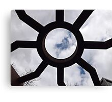Welded view Canvas Print