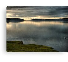 Kent Estuary Canvas Print