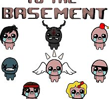 It's Time To Go Back To The Basement by Trick6