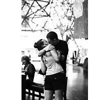 Love, like no-one's watching! Photographic Print