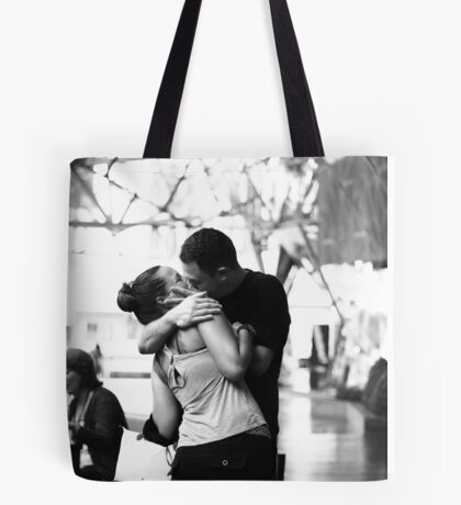 Love, like no-one's watching! Tote Bag