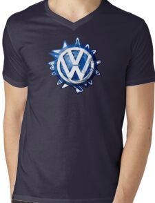 VW look-a-like logo  Mens V-Neck T-Shirt
