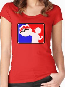 MLG Pokemon Women's Fitted Scoop T-Shirt