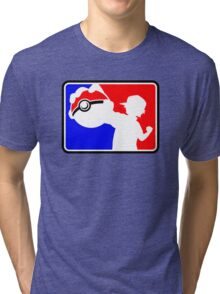 MLG Pokemon Tri-blend T-Shirt