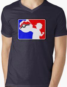 MLG Pokemon Mens V-Neck T-Shirt