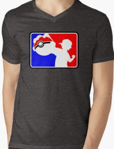 MLG Pokemon Mens V-Neck T-Shirt
