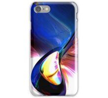 Paranormal Illusions Abstract iPhone Case/Skin