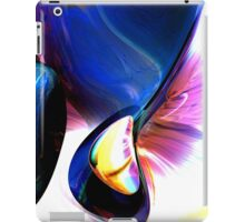 Paranormal Illusions Abstract iPad Case/Skin