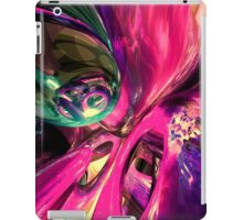 Psychedelic Fun House Abstract iPad Case/Skin