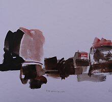 The pink coast  by Catrin Stahl-Szarka