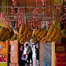 Bananas - Tampin, Malaysia by Syd Winer