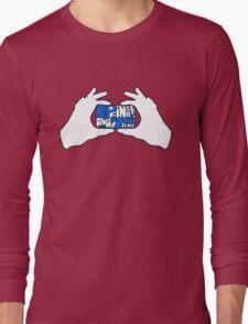 Keep Fingers Away From Lens (sticker) T-Shirt