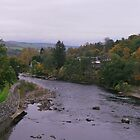 The River Tummel by Dawn (Paris) Gillies