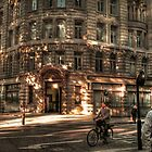 Finsbury Circus (HDR) by Richard Ray