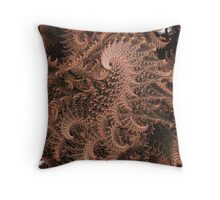DRAGON TAILS Throw Pillow