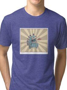 NeoPet FireBall Tri-blend T-Shirt
